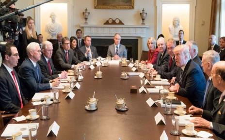 Trump Cabinet Secretaries Resign in 2017? - BetMoose